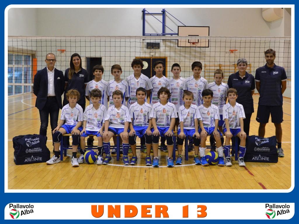 Under 13 stagione 2016-2017