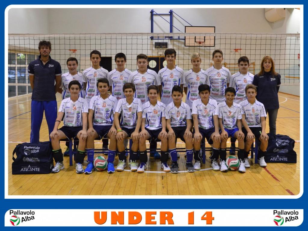 Under 14 stagione 2016-2017