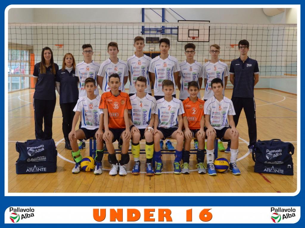 Under 16 stagione 2016-2017