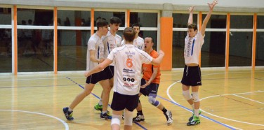 UNDER 18 IN FINALE PROVINCIALE!