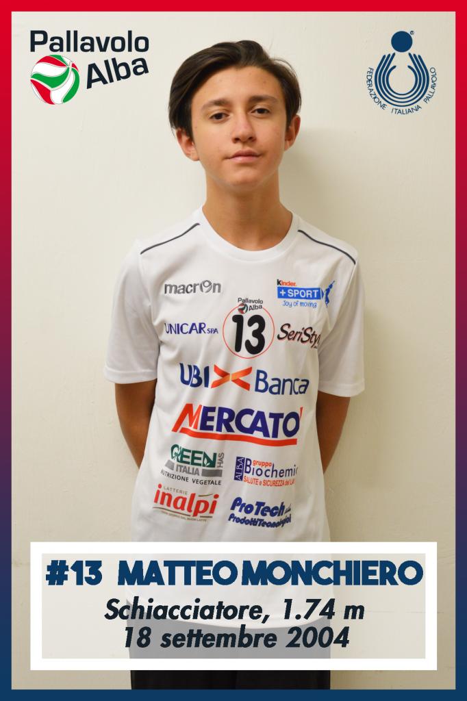 U16_13_Matteo Monchiero