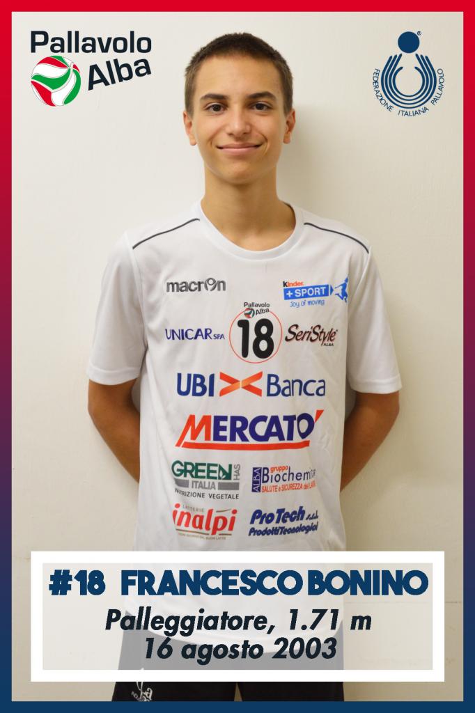 U16_18_Francesco Bonino
