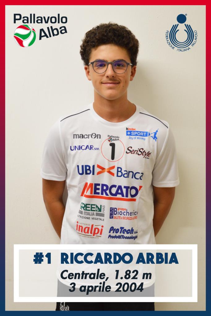 U16_1_Riccardo Arbia