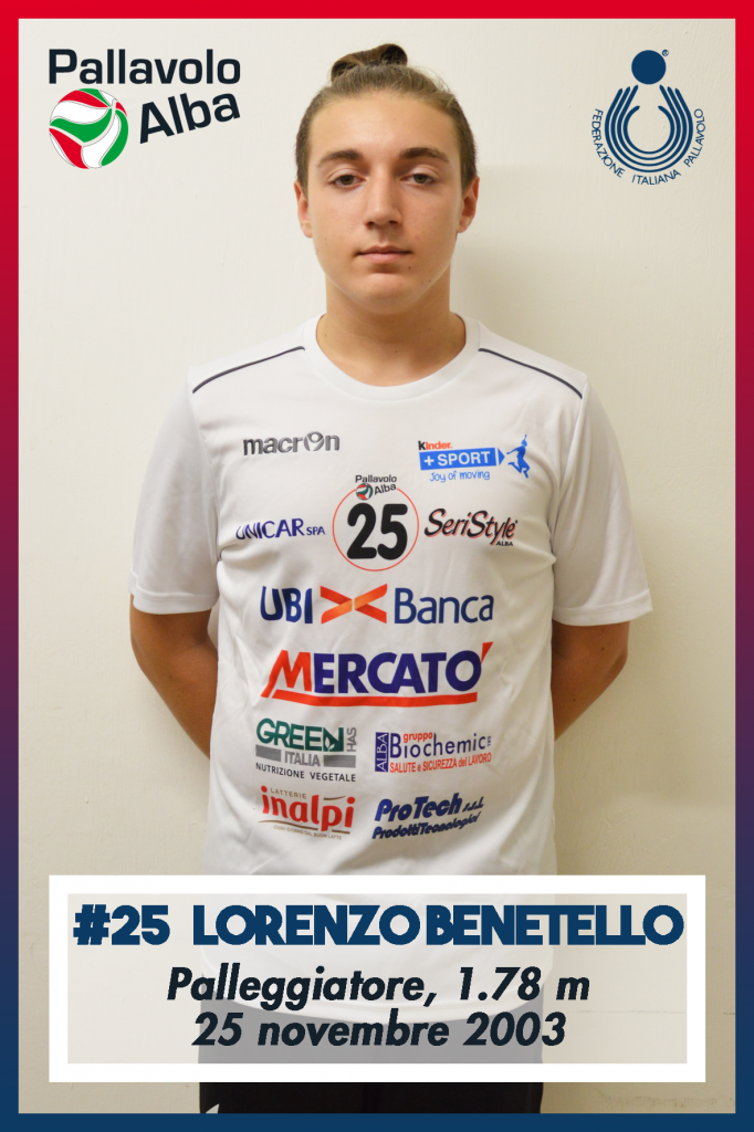 U16_25_Lorenzo Benetello