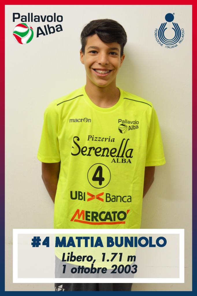 U16_4_Mattia Buniolo