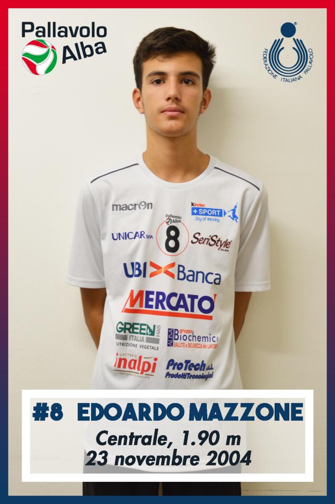 U16_8_Edoardo Mazzone