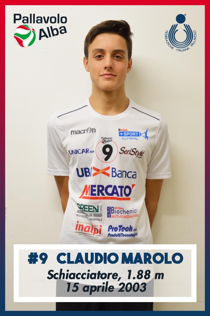 U16_9_Claudio Marolo