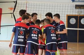13-10-19 U16 ALBA VS VAL CHISONE