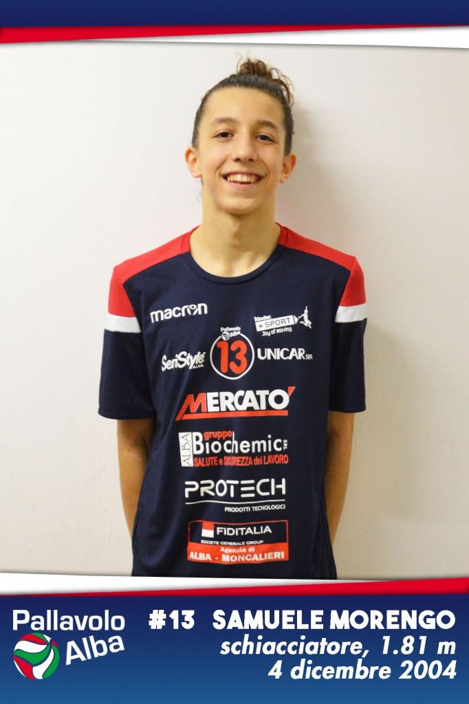 U16_13 Morengo
