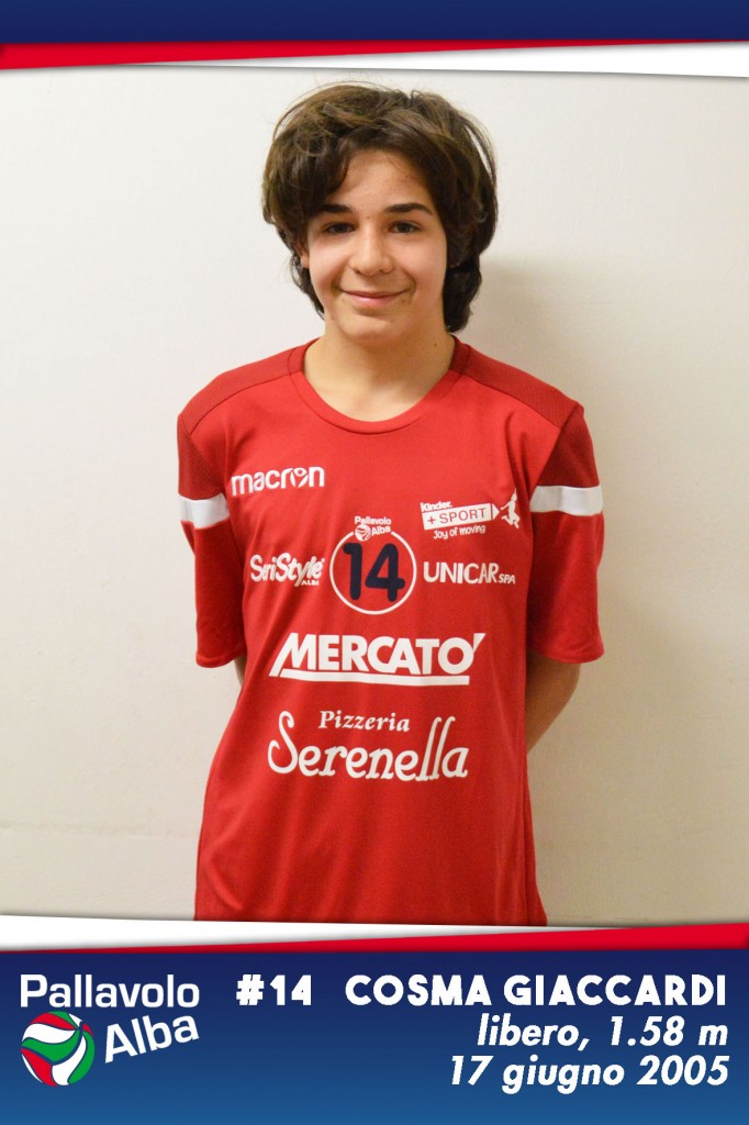 U16_14 Giaccardi