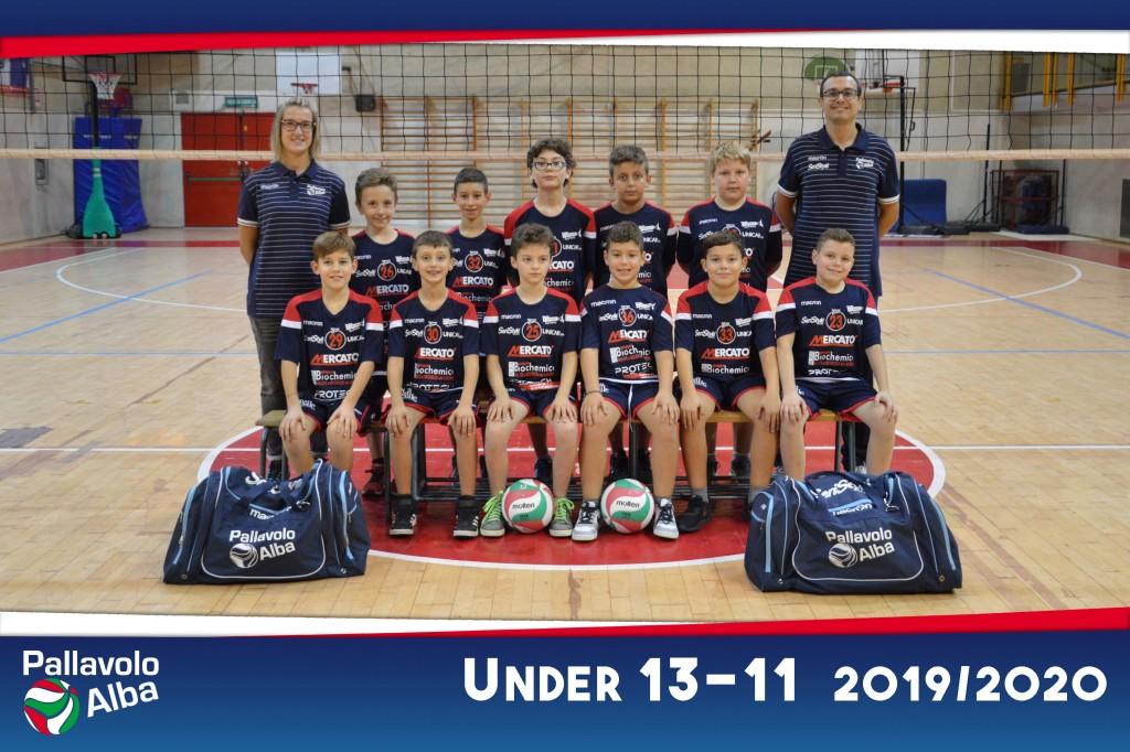 figurina squadra U13-11