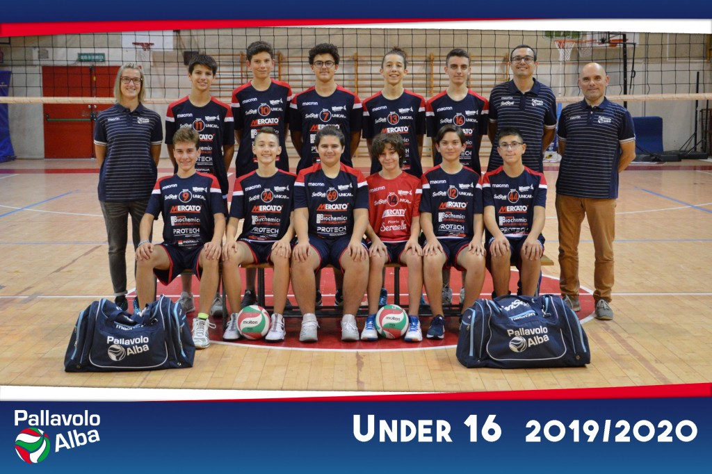 figurina squadra U16