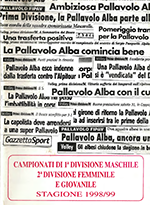 Stagione 1998-1999