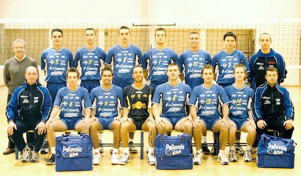 2003-04 serie D