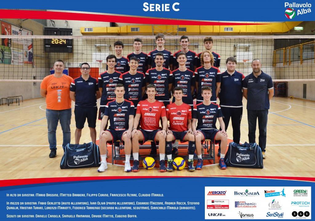 Squadra Serie C figurina