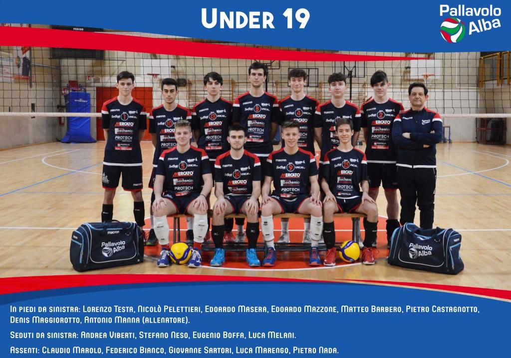 Squadra U19 figurina