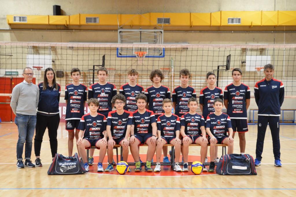 Squadra U15